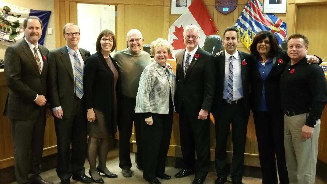 City of Kelowna Says a Heart-Filled Goodbye at Last Council Meeting