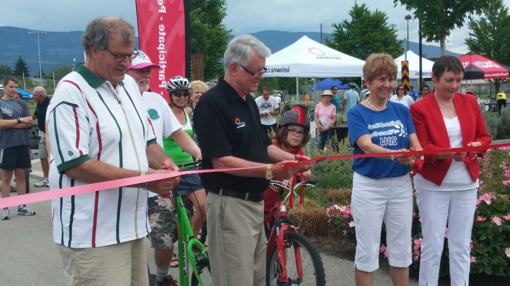 Rails With Trails - Phase II Opens